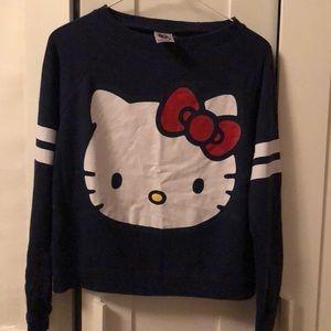 22f57c64c Women Hello Kitty Sweater Forever 21 on Poshmark